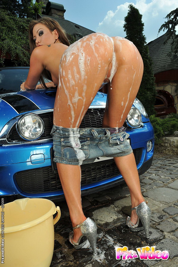 For Naked car wash join