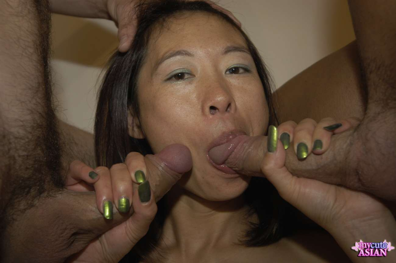 group asian whores - ... Asian whores fucked in this hot group banging ...