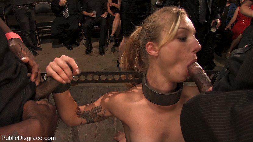 Bdsm gangbang galleries