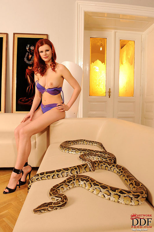 Seldom.. possible sexy nude babes and snakes remarkable