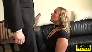 English older subs box fingerfucked by maledom